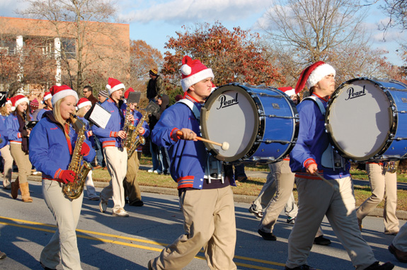 Holidays from the Franklin County Christmas Parade, Pics 3