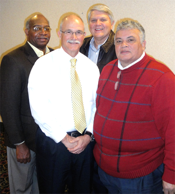 Triangle North board elects officers
