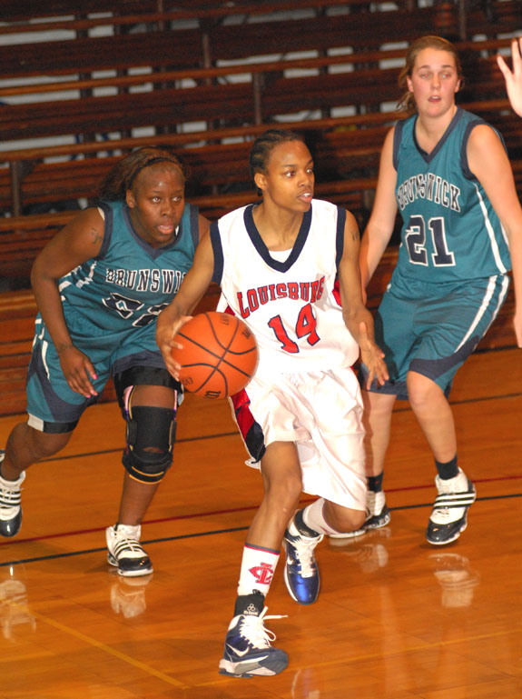 Tourney looms for Louisburg