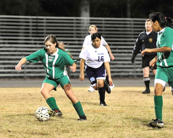 LADYCATS ARE WINNERS AT SOUTHERN VANCE