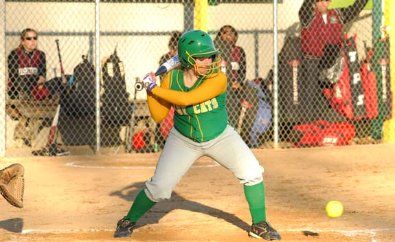 Central Rallies Past Ladycats