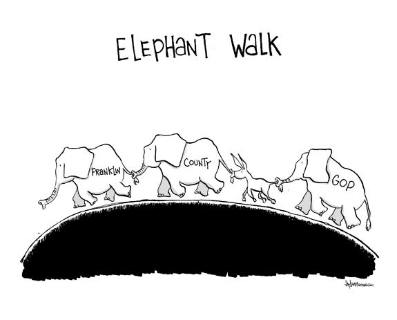 Editorial Cartoon: Hee Haw