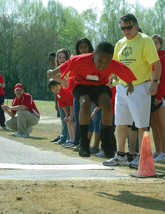Good news for this year's Special Olympics — plenty of competitors