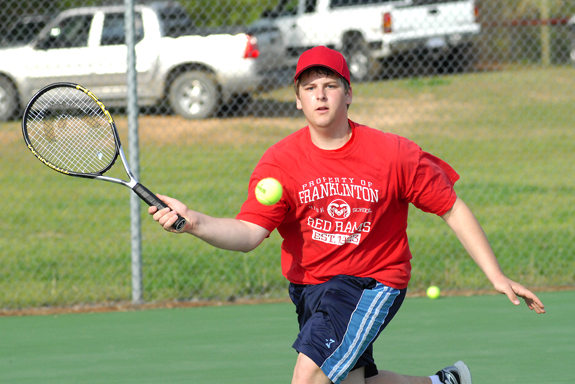 FHS Tangles With Panthers