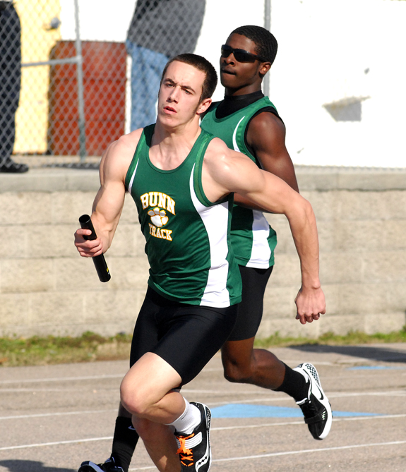 Bunn squads remain undefeated on track