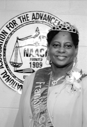 NAACP Mother of the Year chosen