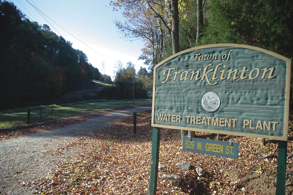 Appraiser chosen for Franklinton water plant
