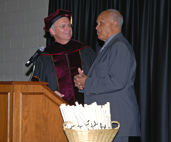 Vance-Granville holds commencement for Adult Basic Skills program graduates