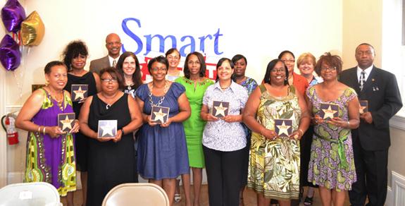 Smart Start holds awards banquet