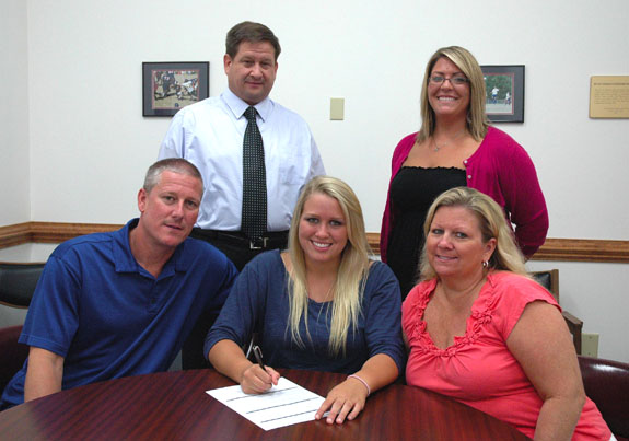 LC ADDS SOFTBALL STANDOUT