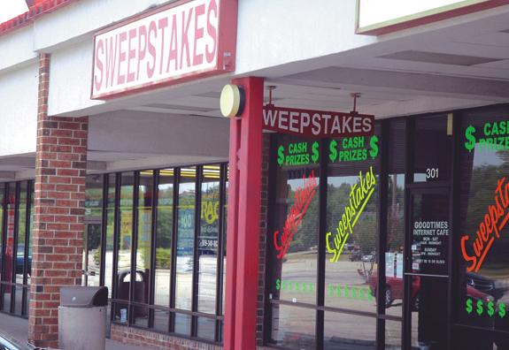 Franklinton allows Internet gambling