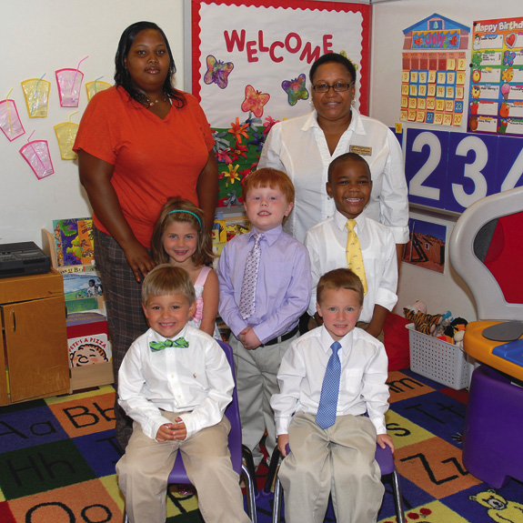 VGCC Child Care Center grads honored