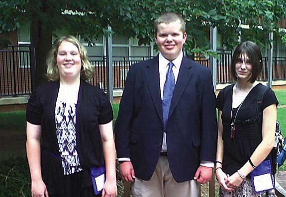 Franklin County 4'H'ers attend State 4-H Congress