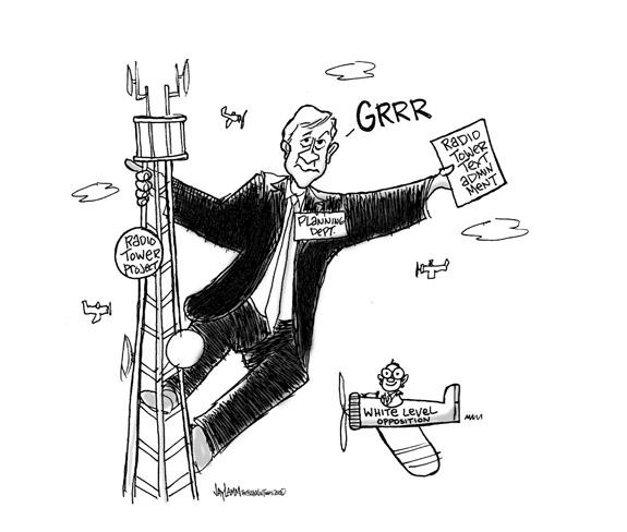 Editorial Cartoon: King Wrong