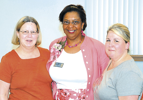 Retirement reception held for VGCC nursing instructor