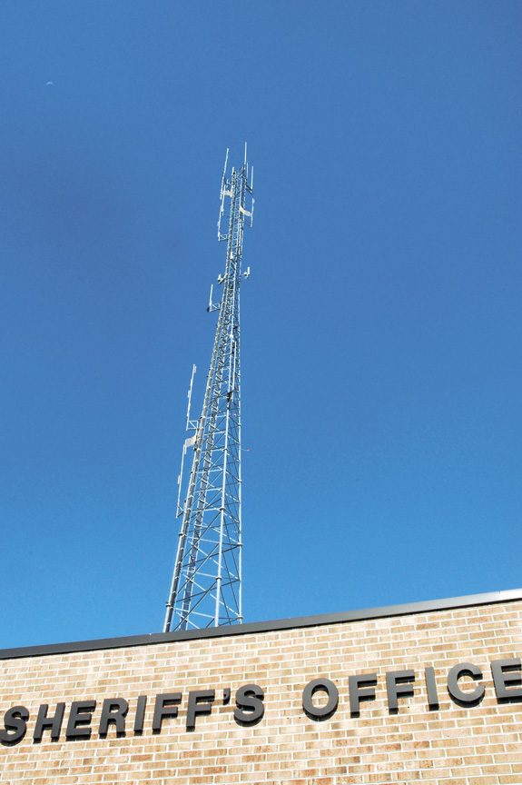Emergency radio towers back on county's agenda