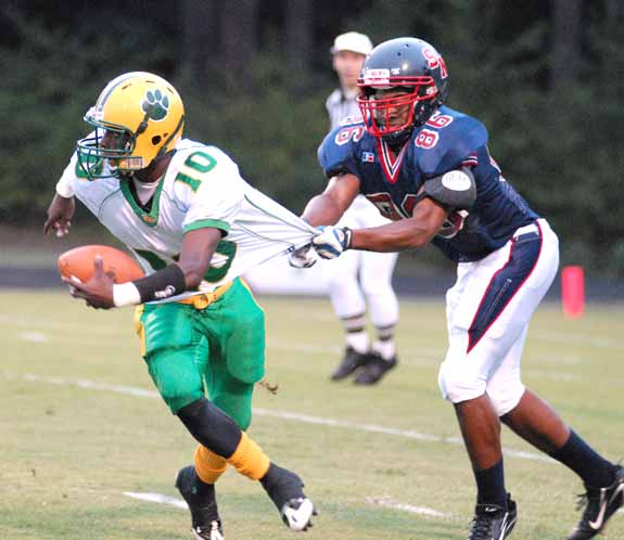 Fumble-Prone Firebirds Rally Past Bunn