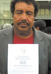 Community activist passes away