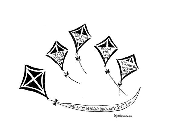 Editorial Cartoon: Go Fly a Kite
