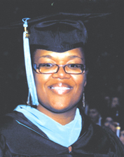 UNC-Charlotte graduate
