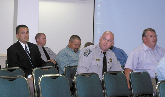 Decision on hiring sheriff nears
