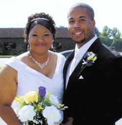 Battle, Brinkley wed