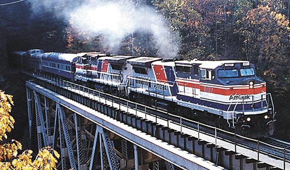 Vintage train trips scheduled