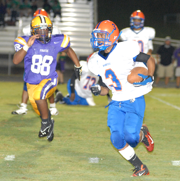 Louisburg Wins For First Time in 2011