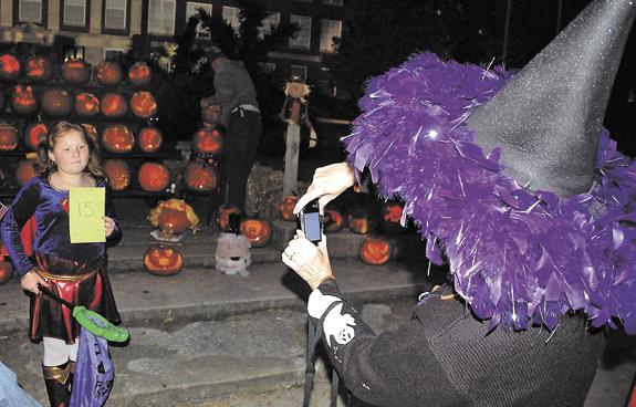 Halloween events scheduled across county