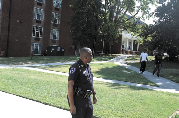 NC Supreme Court decision strengthens campus police