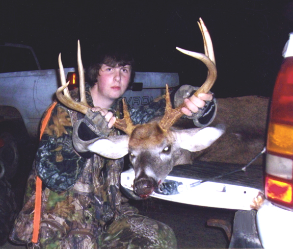 COUNTY DEER HARVESTS