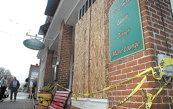 Gigi's to rebuild after fire, again