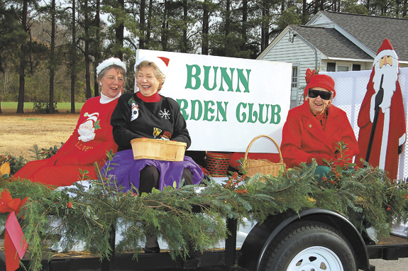 Christmas spirit is front and center at Bunn parade, pics 2
