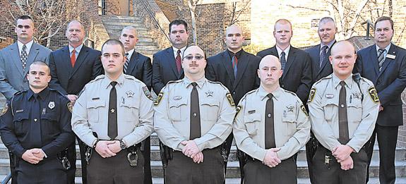 VGCC graduates 12 law enforcement cadets in school's 93rd BLET class