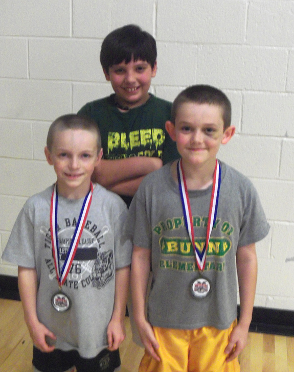 GREAT GRAPPLERS
