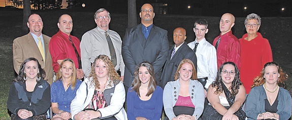 VGCC recognizes graduates of EMT-Paramedic Training