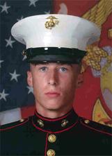 McArn graduates Marine Corps basic training