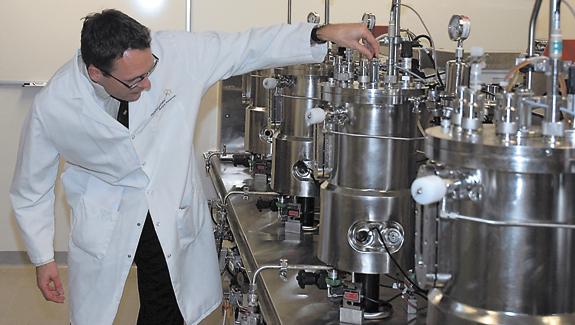 Novozymes' pilot plant to develop advanced biofuels
