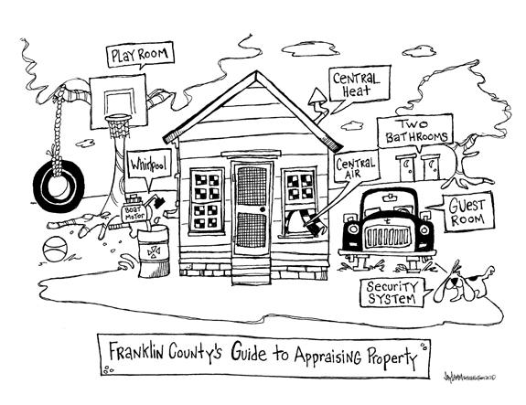 Editorial Cartoon: Good Ole Boy Tax