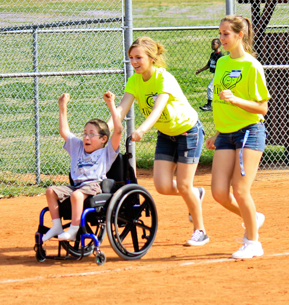 MIRACLE LEAGUE TRAINING DAY (pics)