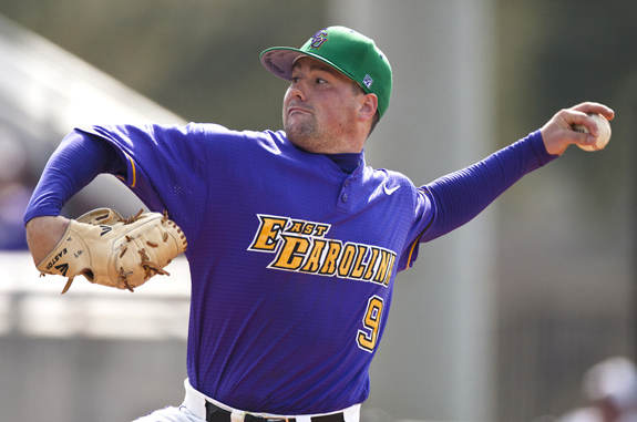 Joyner sparkles for ECU Pirates