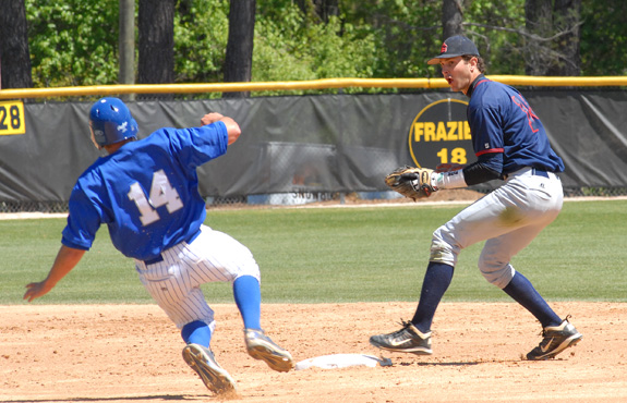 LC splits series with Spartanburg Methodist