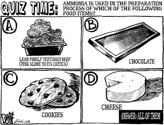 Editorial Cartoon: Quiz