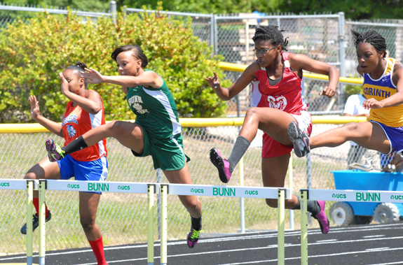CLEAR THE HURDLE