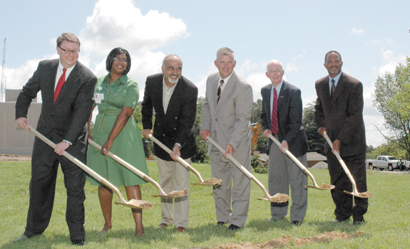 FRMC breaks ground on 13-bed addition