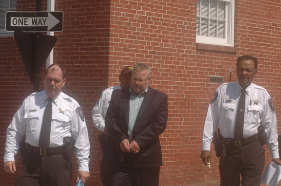 BREAKING NEWS: Former Franklin County sheriff Pat Green sentenced