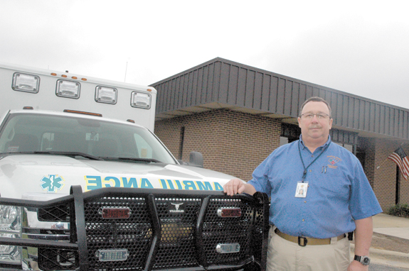<i>County's EMS director leaving for state job, again</i>