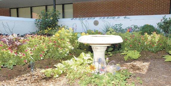 <i>Spirit of murdered student lives on in BHS garden</i>