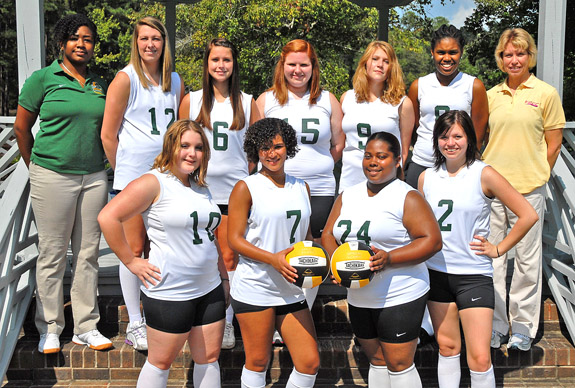 VGCC begins 2012 volleyball campaign