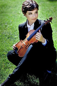 Violin, piano concert opens  fall season at Cherry Hill